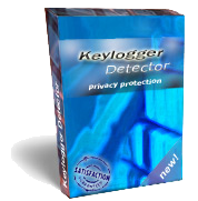 Click to view Keylogger Detector 1.35 screenshot